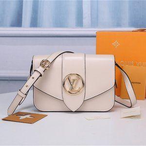 """LC22"" Fashion Multi Shoulder Crossbody Bags PONT 9 M55950 ""LC22"""